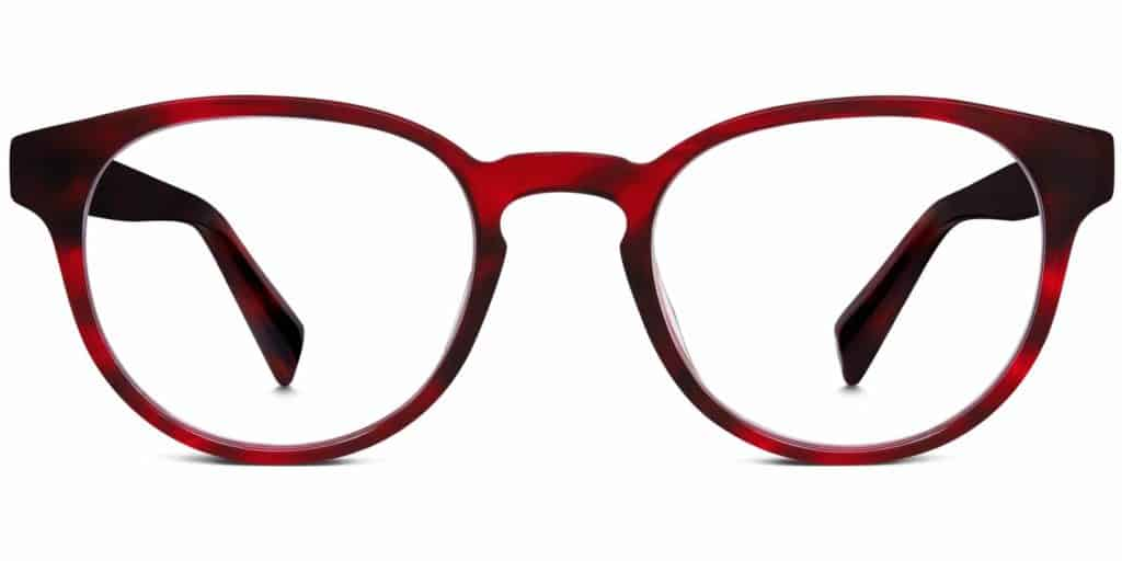 warby parker review of percey frames