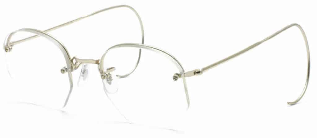Art Craft Art-Bilt Rimway with Cable Temples Eyeglasses frameless prescription glasses