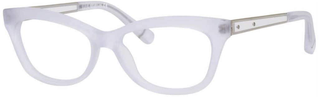 Bobbi Brown The Isabella clear frame prescription glasses