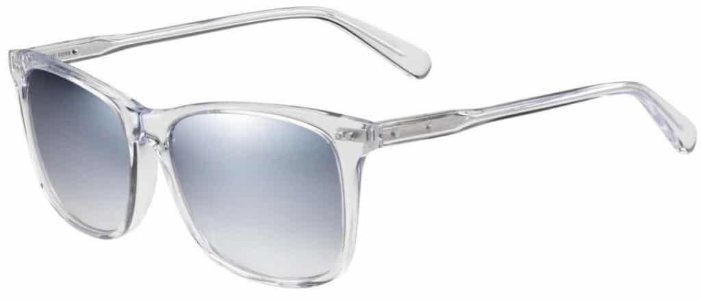 Bobbi Brown The ThatcherS clear frame sunglasses