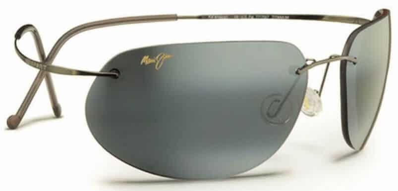 Maui Jim Kaanapali-501 Sunglasses frameless prescription glasses
