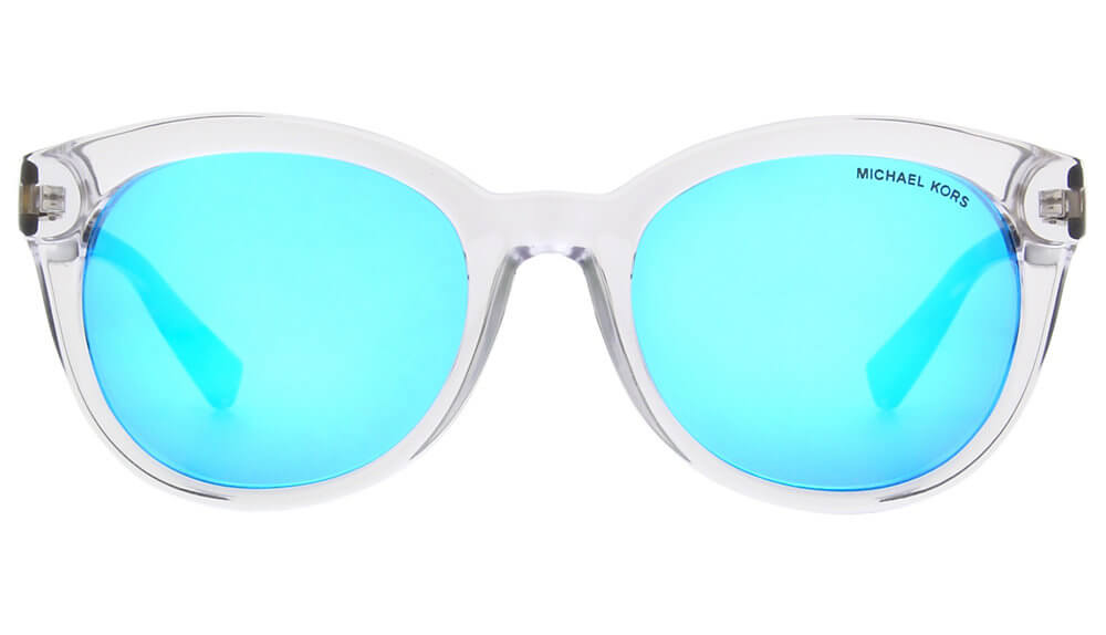 Michael Kors Champagne Beach cat eye glasses