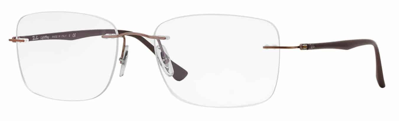 Ray-Ban RX8725 Eyeglasses frameless prescription glasses