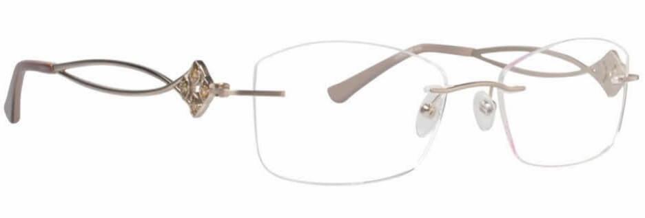 Totally Rimless TR 212 Eyeglasses frameless prescription glasses