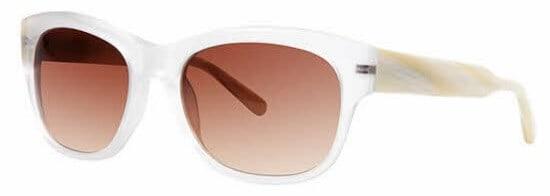 Vera Wang V299 clear frame sunglasses
