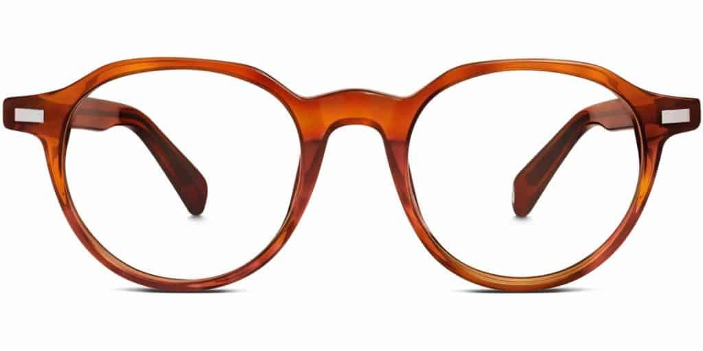 begley round glasses
