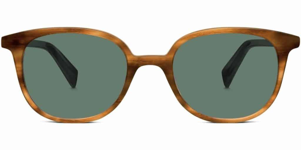 dahl round sunglasses