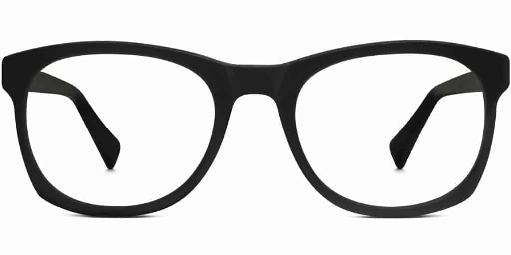 edgar nonprescription round glasses