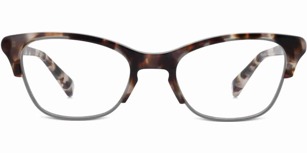 holcomb cat eye glasses