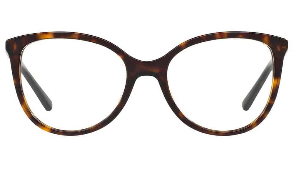 michael kors antheia cat eye glasses