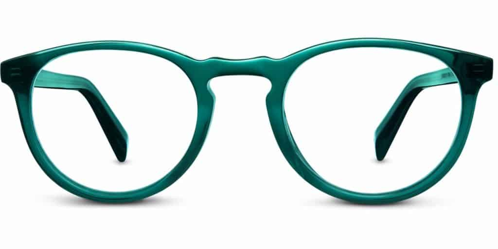 stockton round prescription glasses