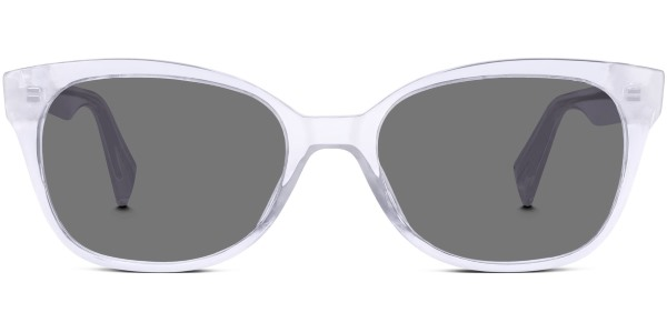 collis lavender crystal sunglasses