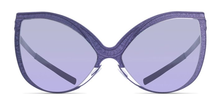 pugnale & nyleve cat eye sunglasses