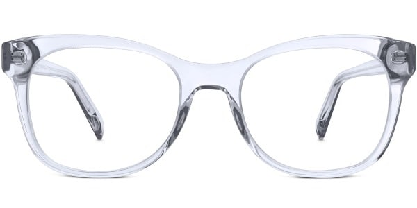warby parker lucy narrow lavendar crystal