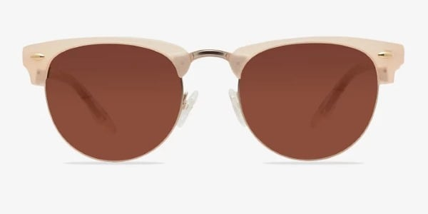 eyebuydirect the hamptons beige matte