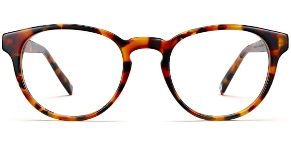 warby parker percey wide canyon tortoise