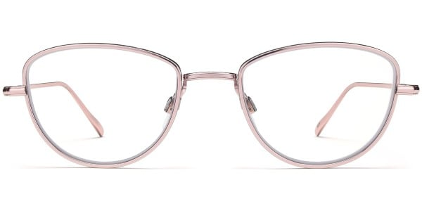 warby parker eleanor lilac silver