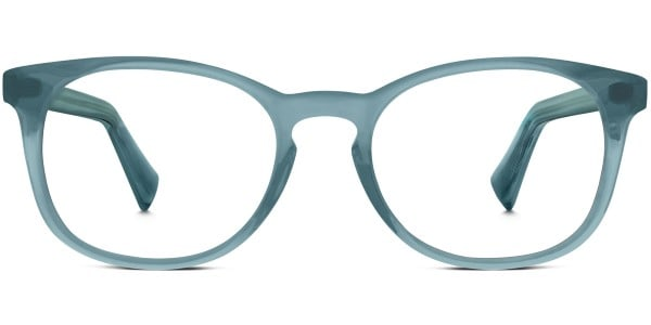 warby parker lyle beach glass