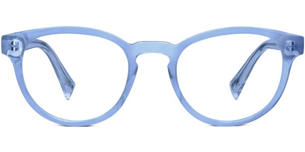 warby parker percey tidal blue