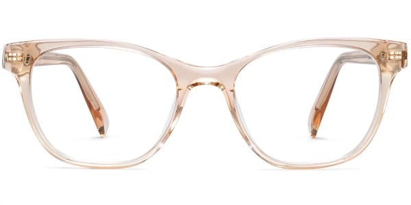 warby parker amelia elderflower crystal