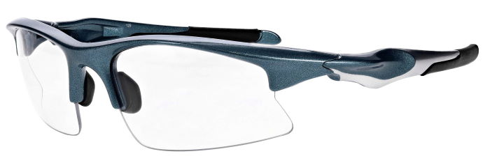 phillips RX-456 wraparound safety glasses