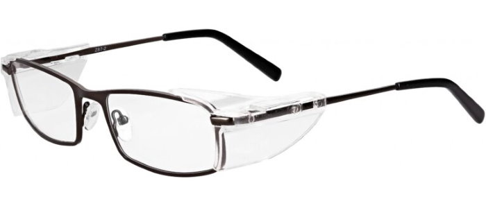 rx-850 metal prescription safety glasses