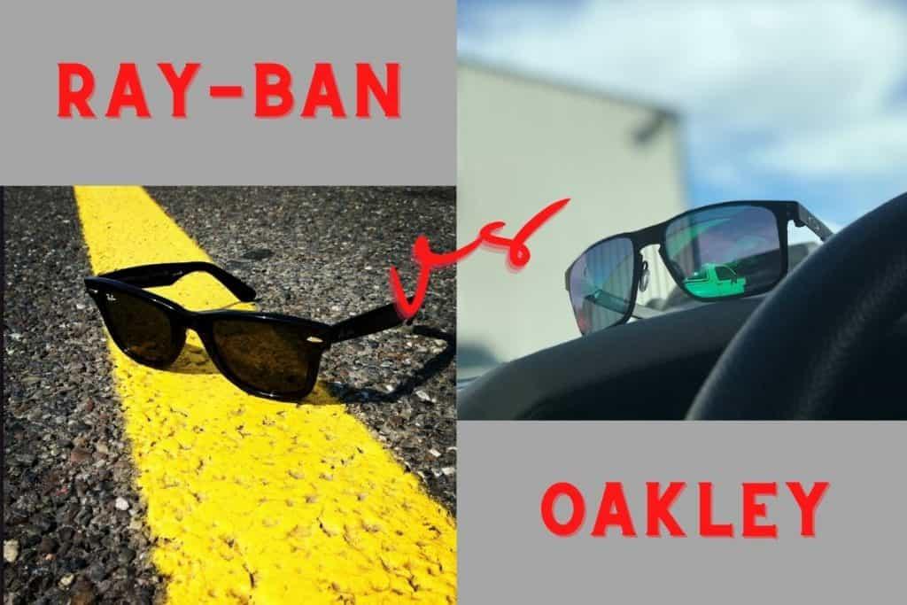 ray-ban vs oakley