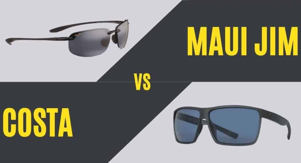 maui jim vs costa sunglasses