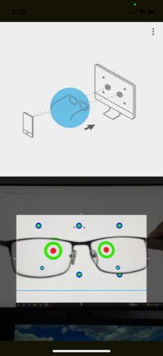 glassesusa rx scanner app